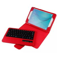[globalbuy] For Samsung Galaxy Tab A 8.0 T350 Bluetooth Keyboard Slim Leather Case Cover S/4303668