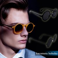 kacamata boboho / round sunglass / fashion sunglasses for man or woman