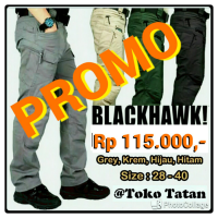 [BEST SELLER]...CELANA TACTICAL BLACKHAWK