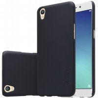 Nillkin Frosted Shield Hardcase Lenovo A7000 Plus - Black