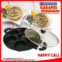 Happy Call Cetakan Kue Bulat 7 Lubang BW-0005