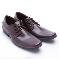 Dr.Kevin Men Shoes Formal Leather 13199 Brown