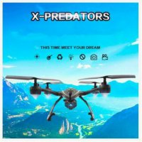 JXD 510W Predator 2,4 Ghz Wifi Quadcopter Drone with Altitude Hold