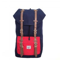 Backpack Herschel ORI Little Amerika 23.5L - Navy Red