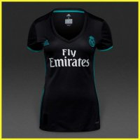 JERSEY REAL MADRID AWAY LADIES 2017/2018 GRADE ORI