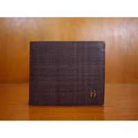 DOMPET PRIA IMPORT BRANDED AIGNER DK119-2619 COFFEE