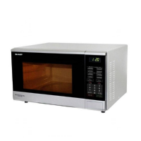 Sharp Touch Control Microwaves-R-380IN(S)-Silver FREE DELIVERY JABODETABEK