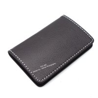 DOMPET KARTU CARD HOLDER KULIT ASLI IMPORT BRANDED MURAH - PREDATOR 07
