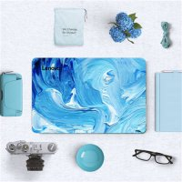 [globalbuy] Colorful Painting Laptop Skins For Lenovo Ideapad TianYi 300-15 305-15 Vinyl D/4298438