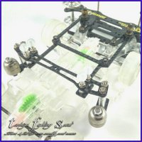 Rep Tamiya HG Carbon Hanging D ( Chassis MA & MS) H104