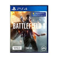 SONY PS4 Battlefield 1 DVD Game