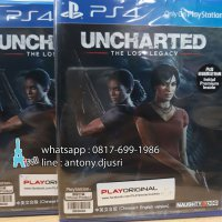 Playstation 4 - Uncharted The Lost Legacy REG 3