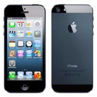 REFFURBISHED IPHONE 5 - 16 BLACK GRADE A GARANSI DISTRIBUTOR 1 TAHUN
