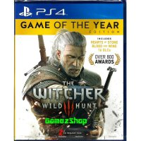 [Sony PS4] The Witcher 3: Wild Hunt - Game Of The Year