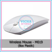 Wireless Mouse - M019 1600 DPI - Box Plastik - E031007
