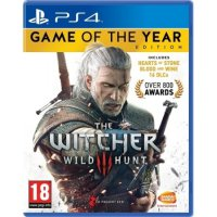PS4 THE WITCHER 3: WILD HUNT / GAME OF THE YEAR