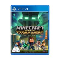 SONY Playstation 4 Minecraft Story Mode Season 2 The Telltale Series Reg 1 DVD Games