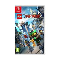 Nintendo Switch Lego Ninjago Movie DVD Game
