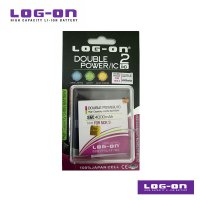 LOG-ON Battery For Nokia 3 2017 - 4000mAh DoublePower & IC - Garansi 3 Bulan