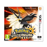 Nintendo 3DS Pokemon Ultra Sun DVD Game