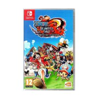 Nintendo Switch One Piece: Unlimited World Red - Deluxe Edition DVD Game