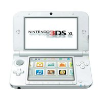 Nintendo New 3DS XL CFW Game Console - White [Full Games/32 GB]