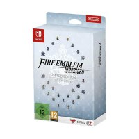 Nintendo Switch Fire Emblem Warriors Limited Edition DVD Game