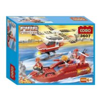 Promo Cogo Block aneka model 164 - 202 pcs - Mainan Edukasi Lego Block - Ages 6+