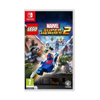 Nintendo Switch LEGO Marvel Super Heroes 2 DVD Game