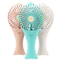 Vivan Robot Power Bank Fan Kipas RT-BF04 Portable