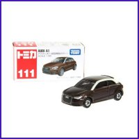 Tomica 111 Audi A1 Brown - Diecast Mobil