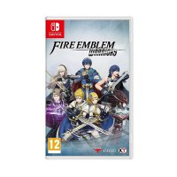Nintendo Switch Fire Emblem Warriors EU DVD Game