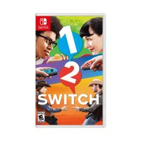 Nintendo Switch 1-2 Switch DVD Game