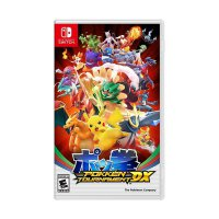 Nintendo Switch Pokken Tournament DX DVD Game