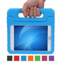 [globalbuy] For Samsung Galaxy Tab A 8.0 Shockproof Case EVA Foam Kids Case Cover Handle S/4497332