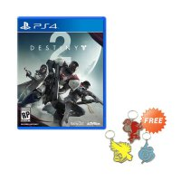 SONY PS4 Destiny R3 DVD Games + Free 1 pc Key Chain