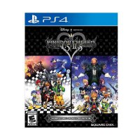 SONY PS4 Kingdom Hearts HD 1.5 + 2.5 Remix DVD Game