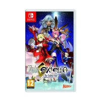 Nintendo Switch Fate Extella The Umbral Star DVD Game