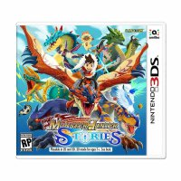 Nintendo 3DS Monster Hunter Stories DVD Games