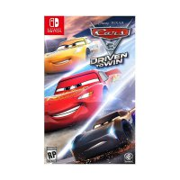Nintendo Switch Cars 3 : Driven to Win DVD Game
