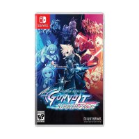 Nintendo Switch Azure Striker Gunvolt Striker Pack DVD Game