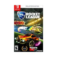 Nintendo Switch Rocket League DVD Games [Collector's Edition]