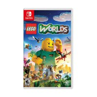 Nintendo Switch Lego Worlds DVD Game