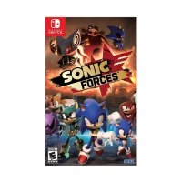 Nintendo Switch Sonic Forces DVD Game