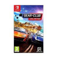 Nintendo Switch Gear Club Unlimited DVD Game