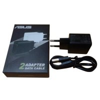 Charger ASUS Zenfone 4 5 6 Black and White Ori 99%