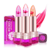 #3 PEACH HENG FANG CHRYSANTHEMUM MAGIC JELLY FLOWER LIPSTICK HENGFANG