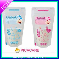 (Breast Pump) Gabag Kantong ASI 100ml New Cute Design - Isi 30pcs
