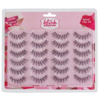 Bulu Mata Blink Charm Eyelashes Natural Flair #3 - 12 Pairs