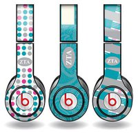 [macyskorea] VictoryStore Zeta Tau Alpha-3 Patterns-Skins for Beats Solo HD Headphone/8525540